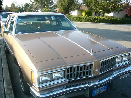 Classic 1981 Oldsmobile Royale Brougham Delta 88 in Great Condition $1500