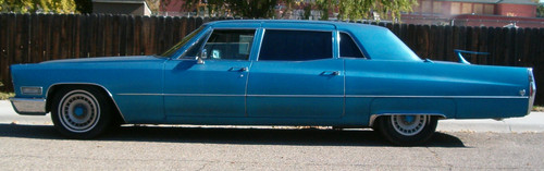 1968 Cadillac Limo for sale or trade