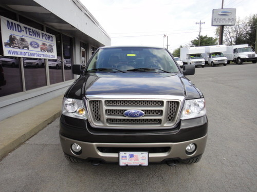 2006 Ford F150 King Ranch #1B1220A