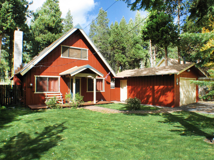 South lake tahoe heavenly valley vacation rental homes and for Cabin rental tahoe