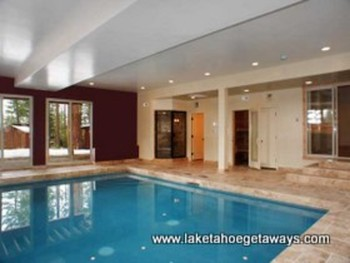 South Lake Tahoe Luxury Heavenly Valley Vacation Rental 7 Bedrooms  Indoor  Pool Hot Tub Lakeviews