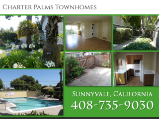 $2,695, 2br, 2 Story 2BR 1.5BA Sunnyvale Townhome, with Washer/Dryer In-Unit plus Free Dish Network TV + HBO