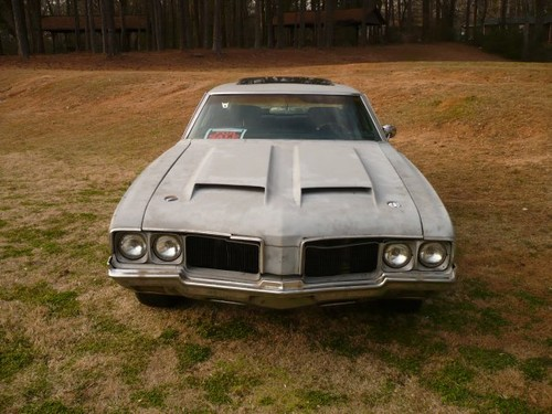 1970 Oldsmobile Cutlass Supreme 455