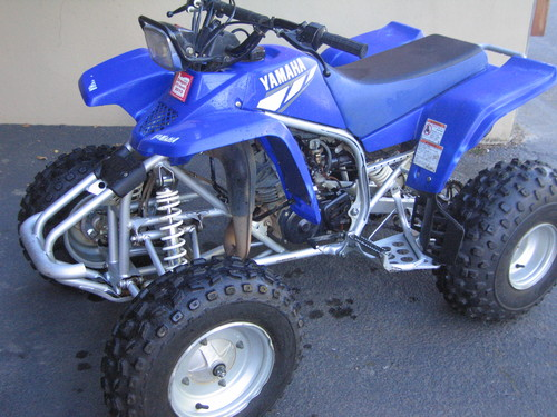 Yamaha Blaster Quad 2001 LOW hours!