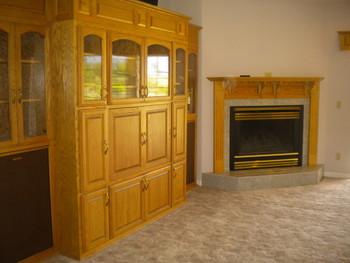 Built-In Living Room