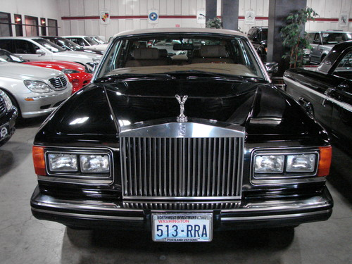 1986 Rolls Royce Stunning Long Wheel Base Low Miles