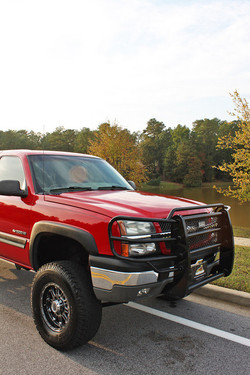 ***2003 Chevy Silverado 1500HD Lifted 35's XD 6.0 Wheels Crew Cab***