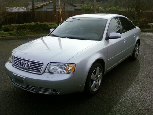 *~2003 AUDI A6 3.0 SEDAN~106K/MILES*~LOOKS & DRIVES GREAT~*