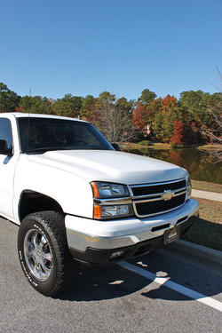 ***2006 Chevy Silverado ProComp Lift 20's BFG AT's Crew Cab Wholesale***