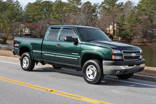 ***2005 Chevy SIlverado 2500 LS 4X4 X Cab Towing Package Wholesale***