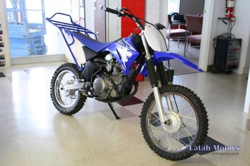 2009 Yamaha TTR 125 Motorcycle / Dirt Bike