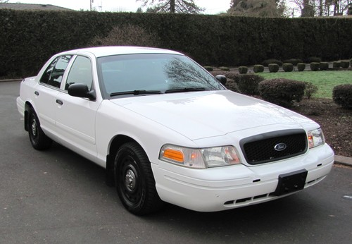 2005 Ford Crown Victoria Washington State Police Interceptor-Perfect!
