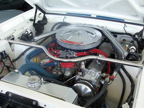 1966 Ford Mustang Shelby GT350 Clone