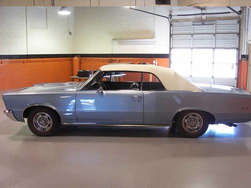 1965 Pontiac GTO Convertible Clone