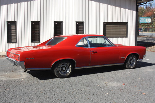 Used 1966 Pontiac Gto For Sale 1978 South New Hope Rd