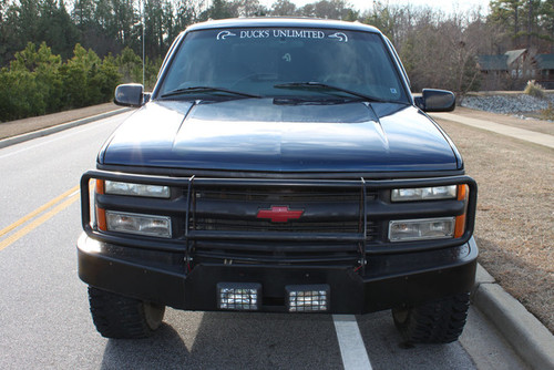 ***1999 Chevy Z71 Tahoe 2dr Lifted 35's Leather Very Nice***
