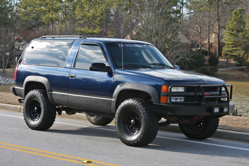 Chevrolet Dealers In Columbia Sc >> ***1999 Chevy Z71 Tahoe 2dr Lifted 35's Leather Very Nice ...