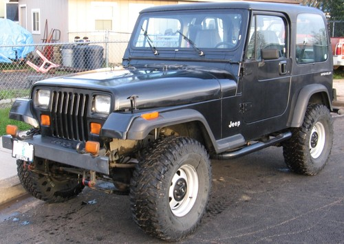 1993 jeep wrangler 4x4 only 54000 miles powell gresham or 97080 us cheap used cars. Black Bedroom Furniture Sets. Home Design Ideas