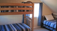 Brdrm #4 w/Bunk Bed