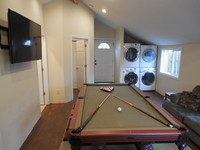 Rec Room w/Pool Table