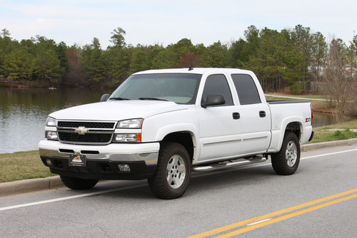 ***2006 Chevy Silverado Z71 Crew Cab LT3 Loaded BFG MT's Wholesale***