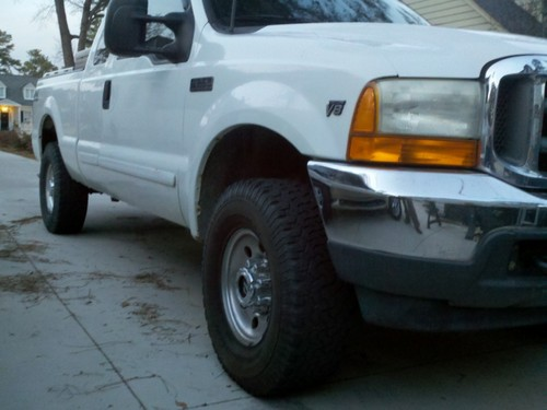 2001 Ford F250 Superduty 4x4