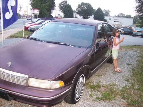 93 chevy caprice classic hoopty big old school ride.