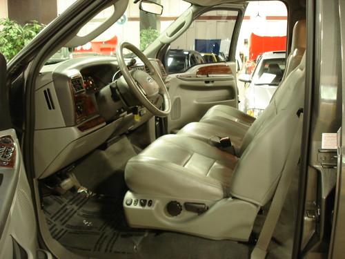2004 Ford 3/4 ton Crew Cab 4x4 Turbo Diesel