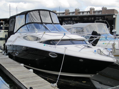 2008 Regal 2565 Window Express Cruiser! - 5.7 Volvo Penta - 95 hours total! ...