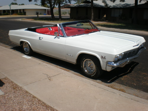 Restored 1965 Chevrolet Impala SS Convertible!! Only $25900!!