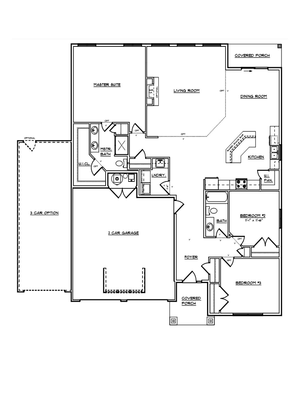 Plan 1981 aho northwest for Aho construction floor plans