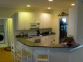Granite countertops in Kitchen