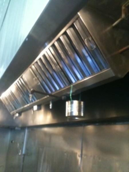 General Services Inland Empire Kitchen Exhaust Hood
