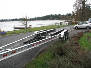 $9,950, **IN STOCK** New 2017 Triple Axle 18,025# boat wt Aluminum Boat Trailer 33-38ft boat VATB-18025