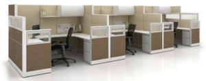Cubicle-3x-U-Shaped-Brown.png
