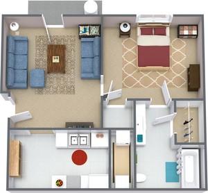 Brentwood1bedroom-Level1-3DFloorPlan.jpeg