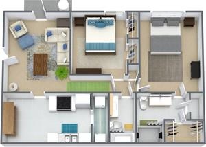 Brentwood2bedroom-Level1-3DFloorPlan.jpeg