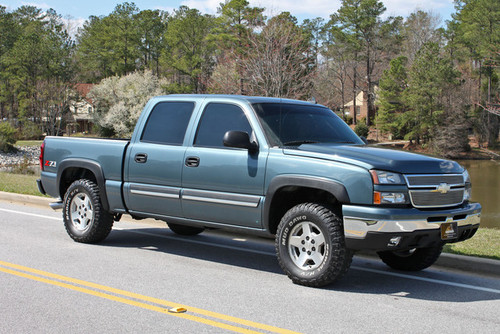 Used ***2006 Chevy Silverado Z71 LT Crew Cab Leveled MT's Bose Wholesale*** For Sale - 4059 ...